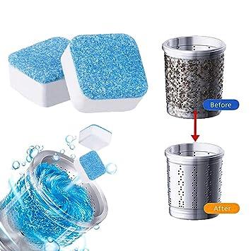 Amazon.com: Unionm limpiador de lavadora, limpiador de ...