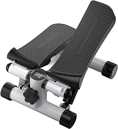 XM&LZ Peso Ligero Mudo Twist Stepper,Regulable Máquina Paso A ...
