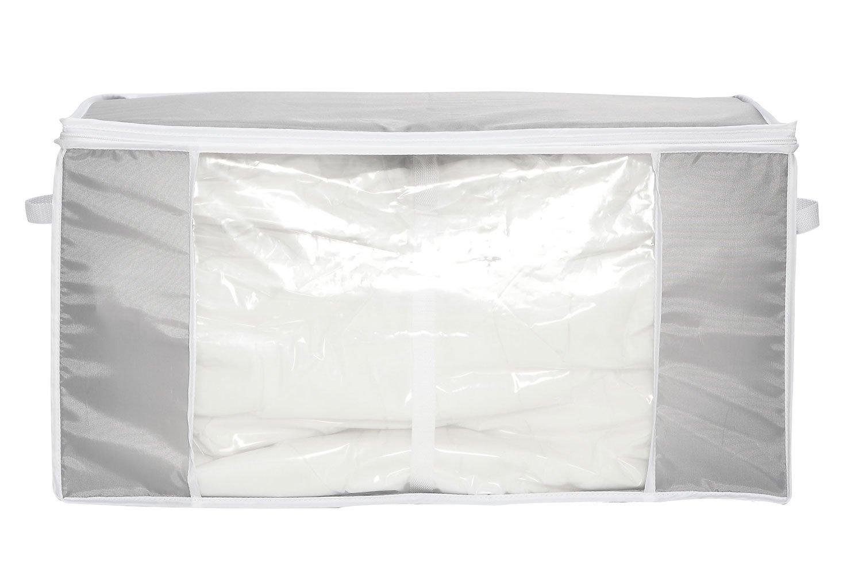 STORAGE MANIAC Jumbo Cube Vacuum Storage Bags with Storage Bag, Compressed Space Saver Storage Bag