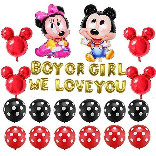 - Mickey Mouse Party Supplies Decorations