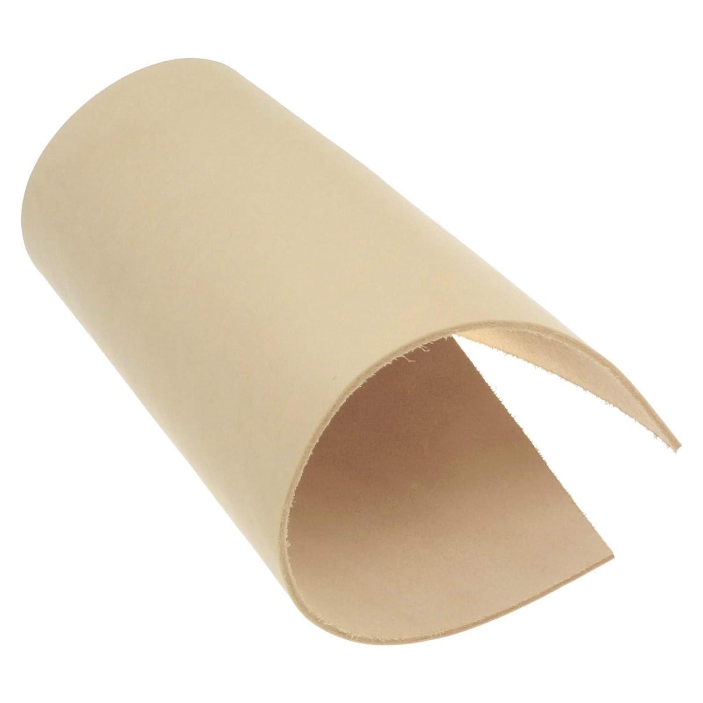 Blankleder 3,5 mm Dick Vegetabil Rindsleder Färbbar Punzierleder Leather 122