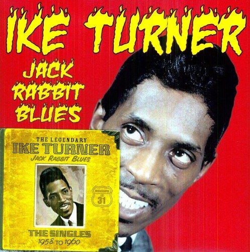 CD : Ike Turner - Jack Rabbit Blues: Singles 1958 - 1960 (United Kingdom - Import)