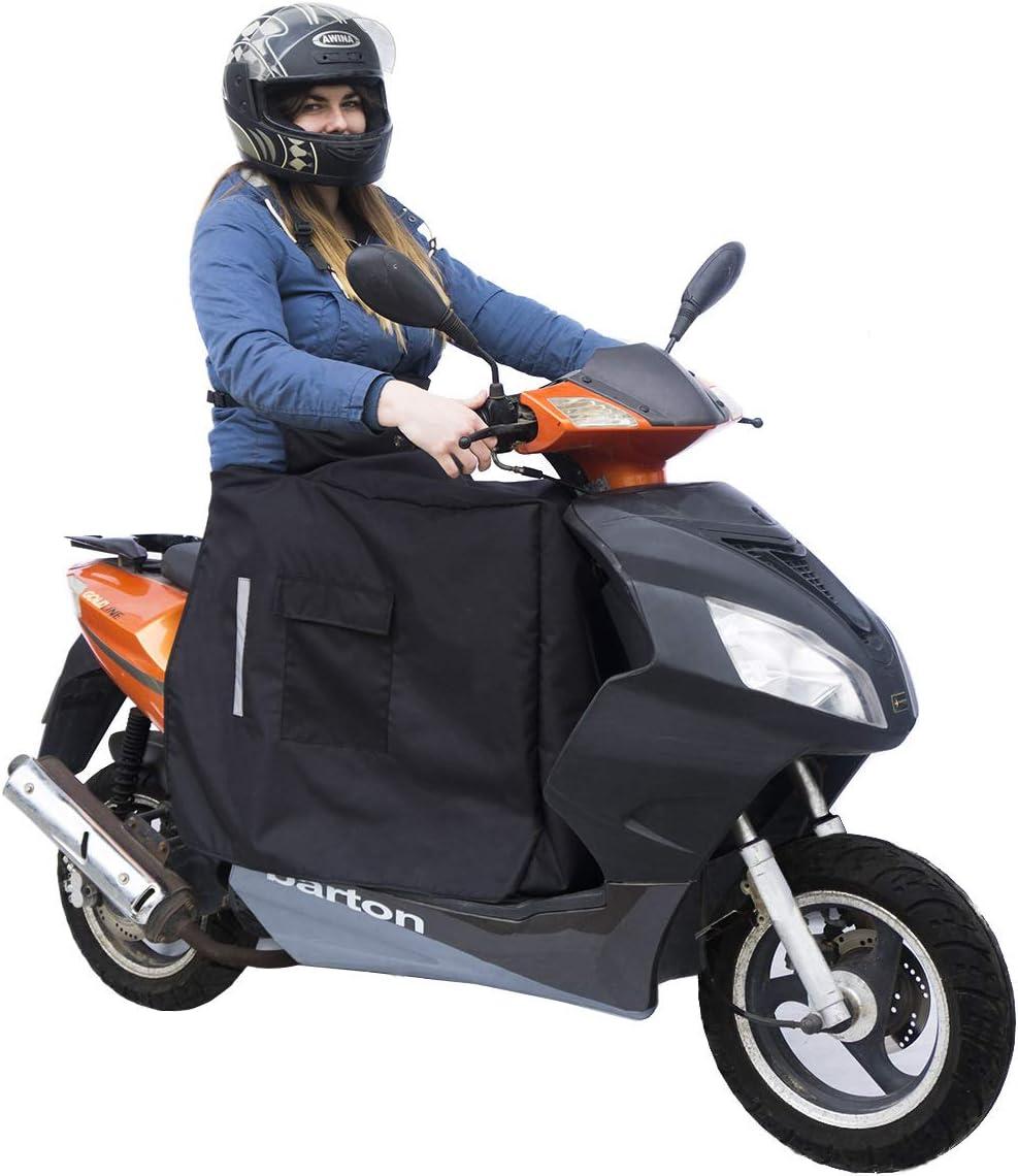 Beinschutz Für Motorroller Roller Regenschutz Wetterschutz Abdeck Nässeschutz Plane Beindecke 088 Auto