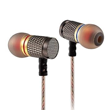 BIYI KZ-EDR1 Conductor de Cobre HiFi Auriculares Deportivos ...