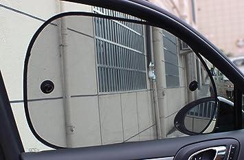 Mpteck @ 4x pellicole per auto finestra laterale per vetri auto