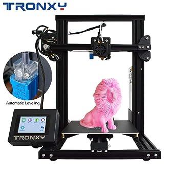 Amazon.com: Tronxy XY-2 - Impresora 3D semimontada con ...