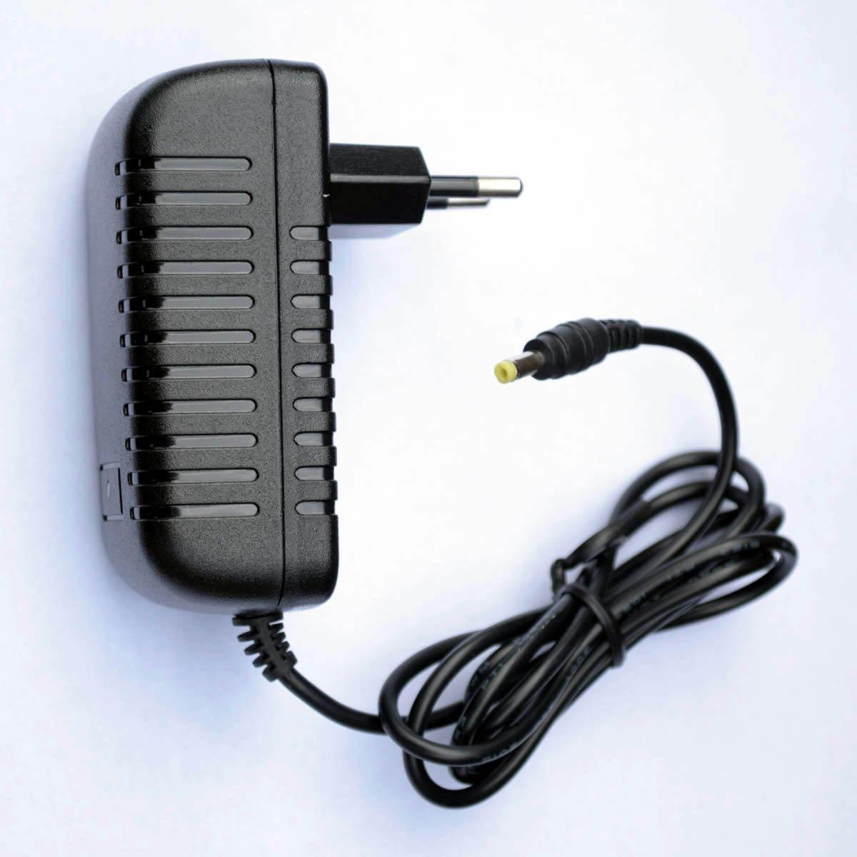 MyVolts 12V EU-Netzteil kompatibel mit Roli Seaboard Rise 49 MIDI Controller Premium