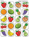 Teacher Created Resources 5755 Fruits Stickers