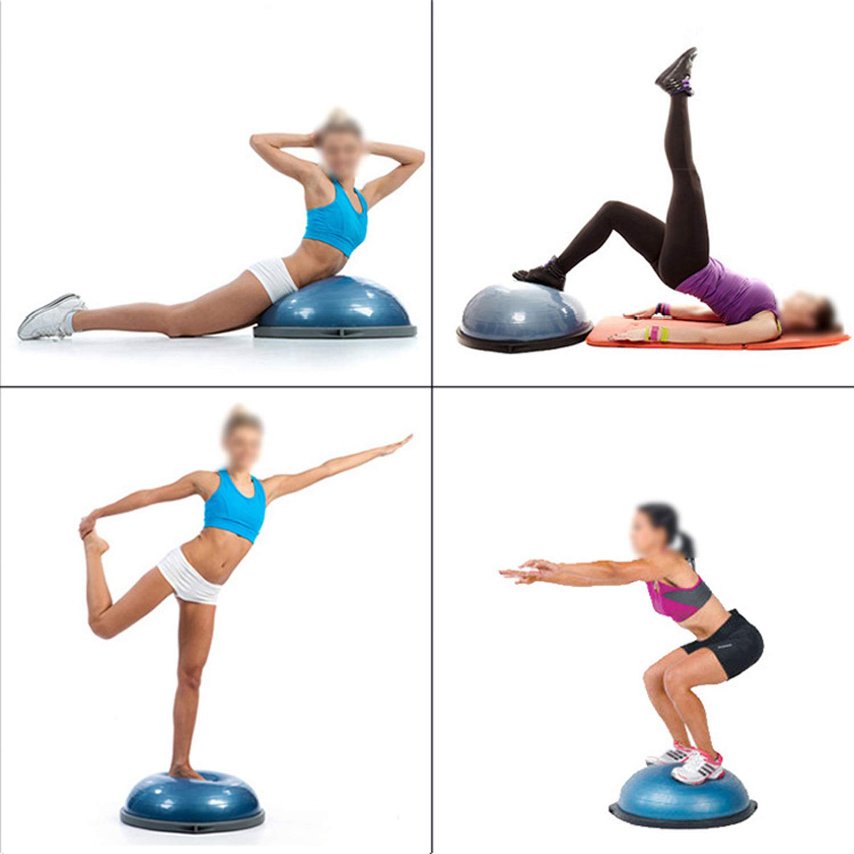 CAJOLG XDBDZXF Yoga Bola de la Velocidad de la Bola pérdida ...