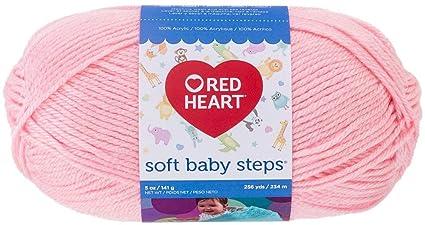489d279c330 Amazon.com  Red Heart Soft Baby Steps Yarn