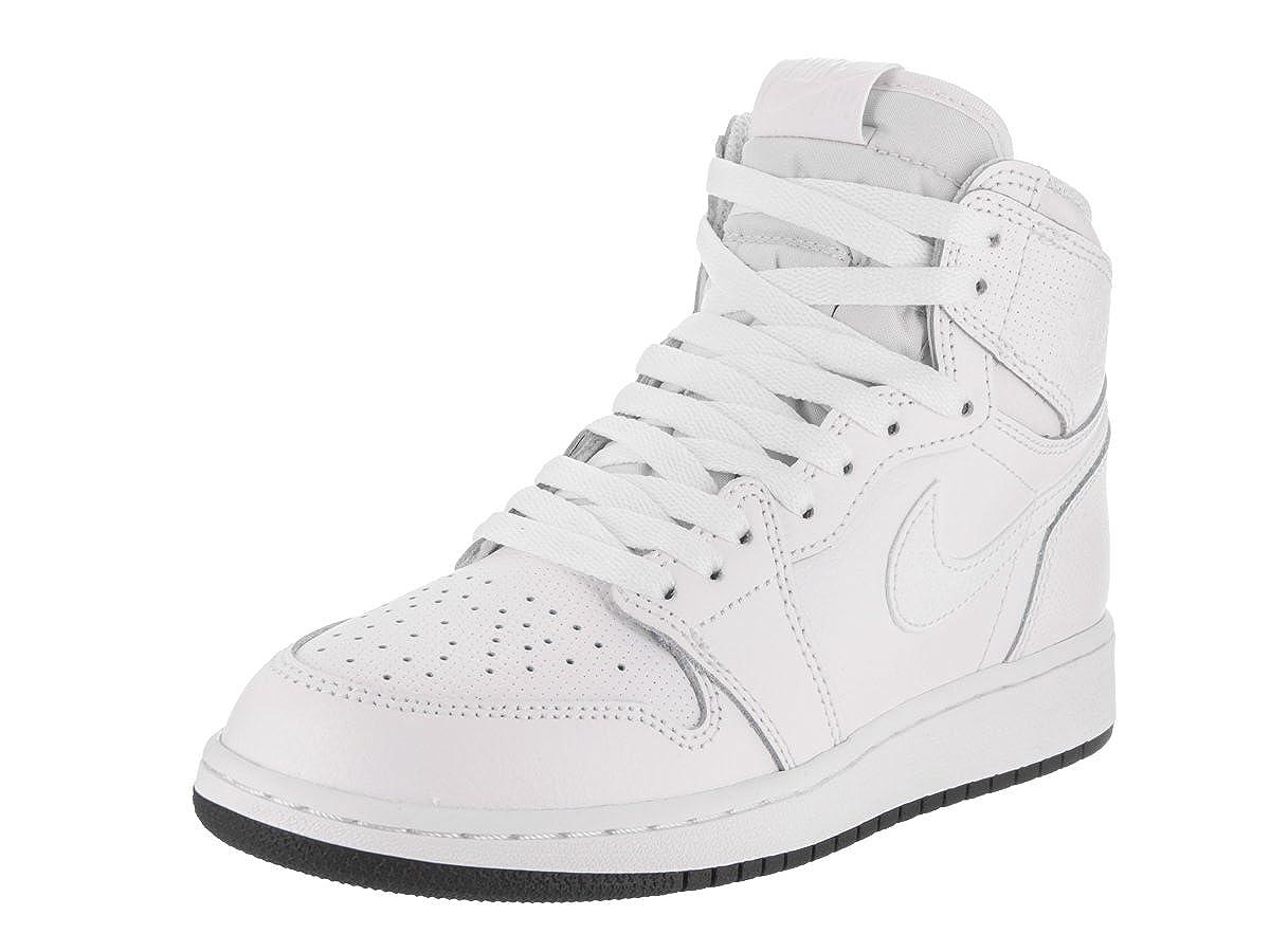 White Black White Nike - AIR JORDAN 1 MID
