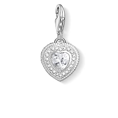 Thomas Sabo Men Silver Pendant - PE774-878-17