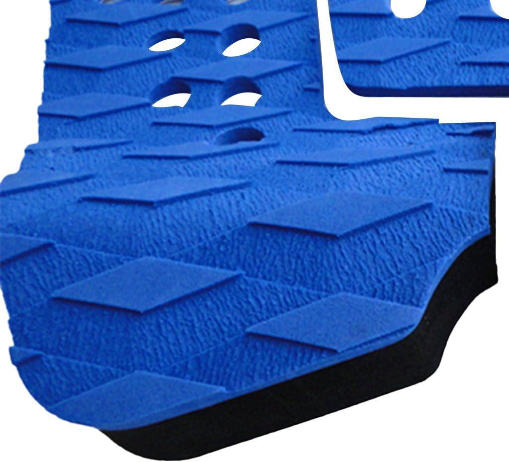 Sharplace 3 Piezas//Set Adhesivo Ultraligero EVA Diamond Grooved Tabla De Surf Almohadilla De Tracci/ón Almohadillas De La Cola Grip Surf Surf Gear