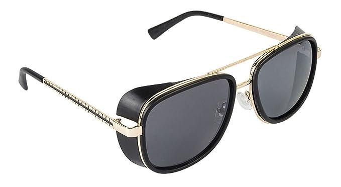 8dfa3448982 50 Shades Unisex Metal Sunglasses- (IMBR806