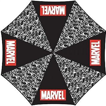 Marvel Comics Avengers Sublimated Panel Compact Umbrella