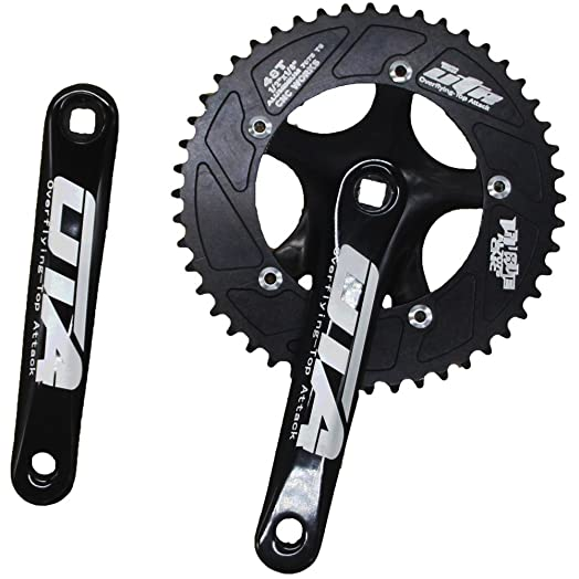 Jnp 48t Single Speed Fixed Gear Track Bicycle Crankset Fixie Crank