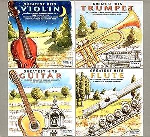 Greatest Hits: Violin / Trumpet / Flute / Guitar
