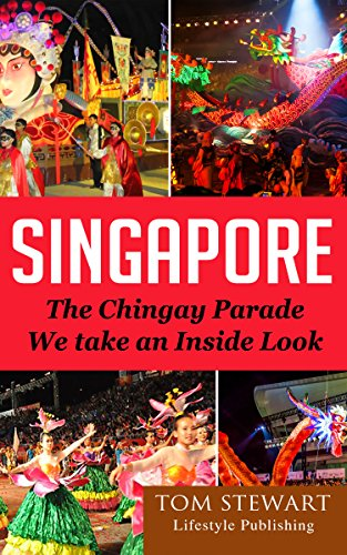 Singapore: The Chingay Parade, We Take An Inside Look, (Singapore Tour Packages, Singapore Places to Visit,Singapore Tourist Spots)