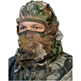 XHUNTER Hunting Headnet Head Net Camo Mesh Mash Fly Mosquito Face Cover