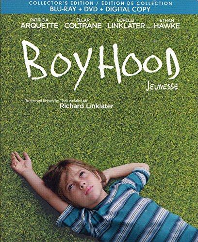 Boyhood (Blu-ray + DVD + Digital Copy)