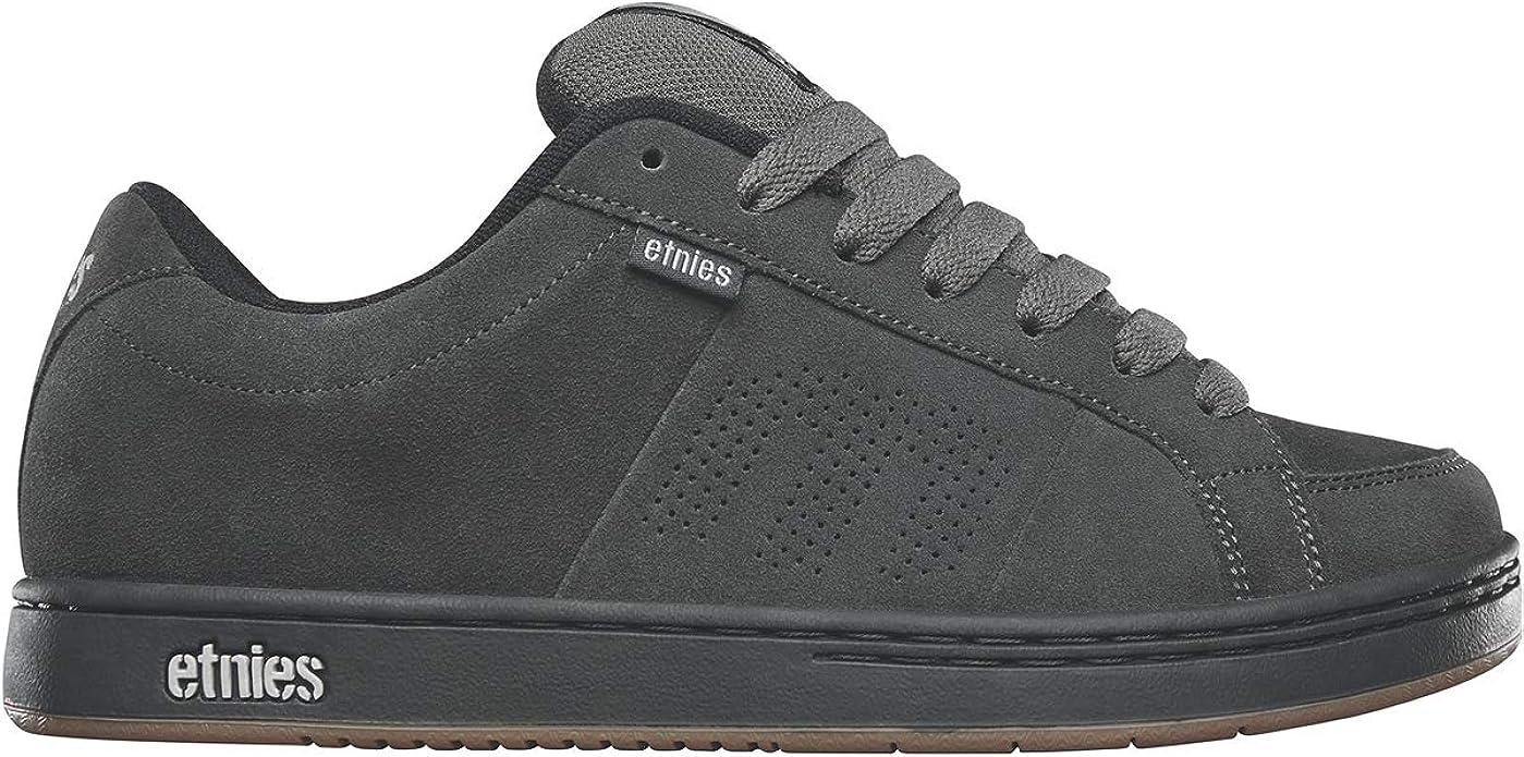 Etnies Kingpin Sneaker Skate Schuh Herren Dunkelgrau/Schwarz