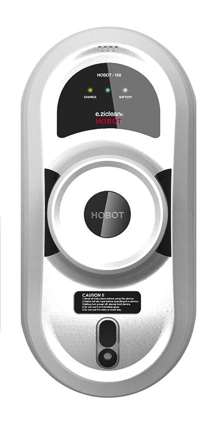 E.Ziclean EZIclean Hobot V2 - Robot limpiador de ventanas, 65 ...