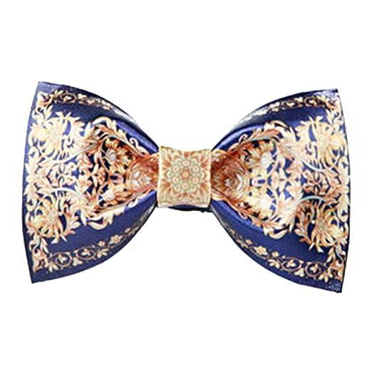 YYB-Tie Corbata Moda Corbata de Lazo clásica con Esmoquin y Corte ...