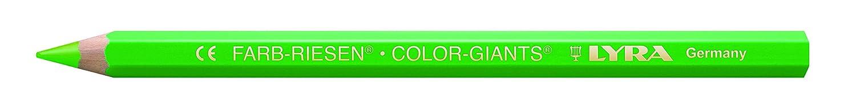 LYRA Farb-Riesen Kartonetui mit 12 Farbstiften, türkis B004BKSAFM | Qualität Produkte