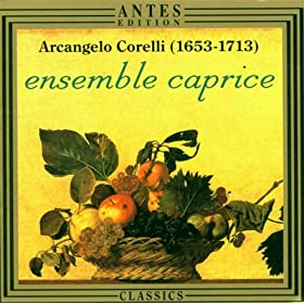 arcangelo corelli the period life and Arcangelo corelli church sonatas opus  draw one into the sensibility of the period,  liner notes give a dynamic sense of corelli's life and.