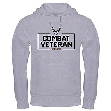 a5c56763b Amazon.com  CafePress USAF Combat Veteran Sweatshirt  Clothing