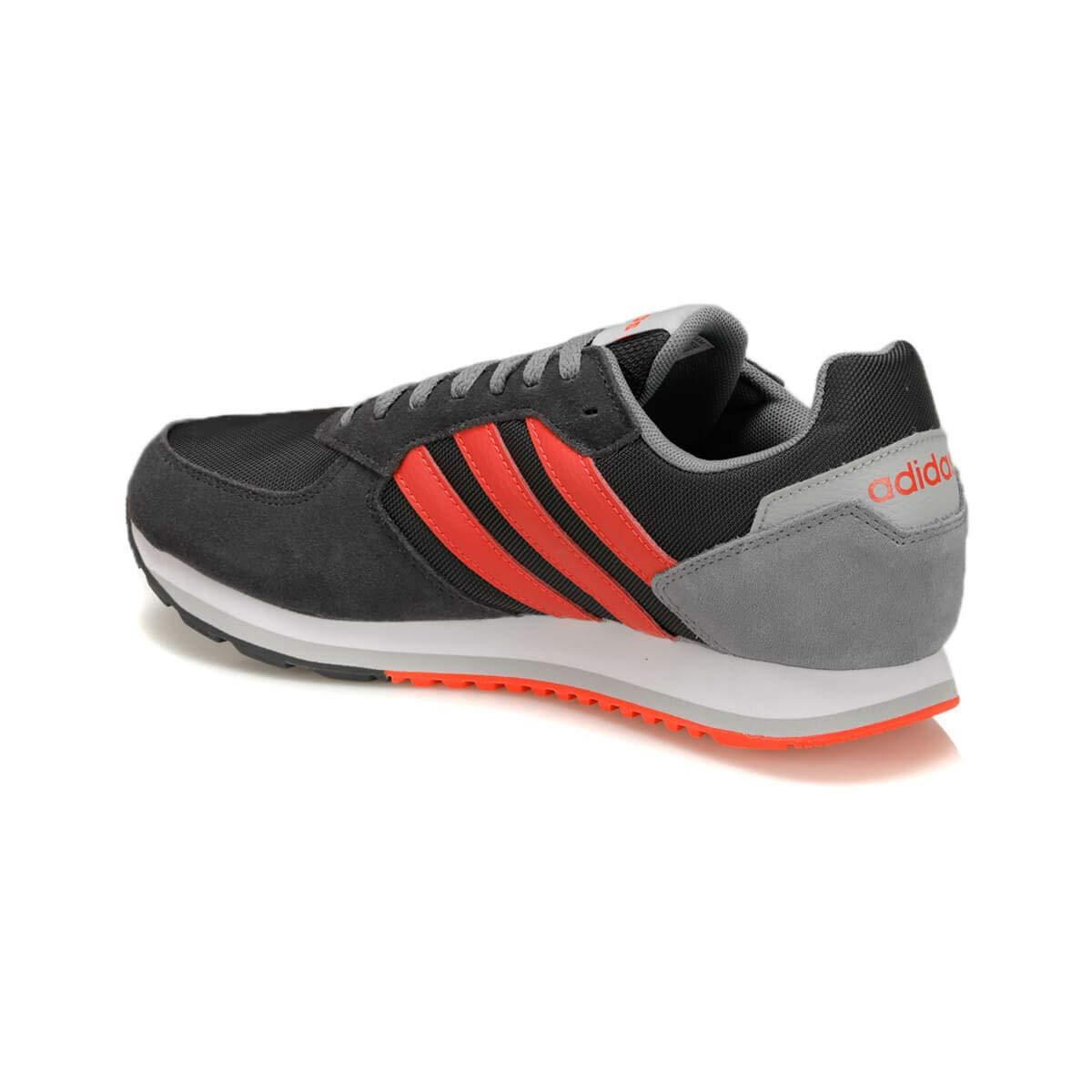adidas 8 K B44696 Grau Schuhe Turnschuhe Für Herren Sport