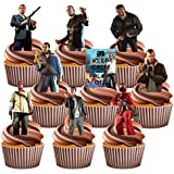 Amazon.com: Grand Theft Auto GTA 5 Edible Cake Topper