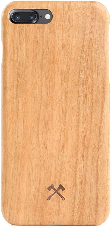 Woodcessories - Cherry / Cevlar Cover - iPhone X / XS - Wooden