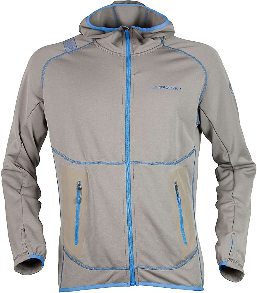La Sportiva Men/'s Galaxy 2.0 Rock Climbing Hoody Jacket for Men