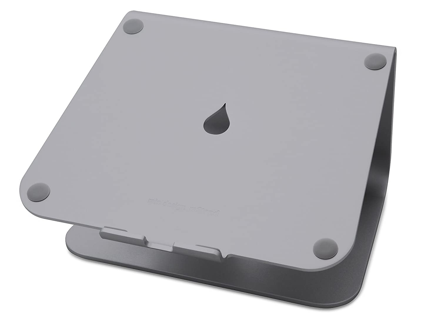 Soporte Para Macbook, Color Space Gray, Marca Rain Design