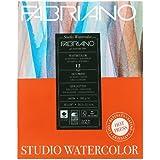 Fabriano Studio Watercolor Pad 8X10 HP 300G