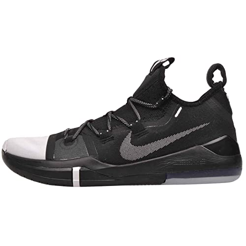 uk availability 45fea 7ecf0 Nike Men's Kobe AD Basketball Shoe Black/Black-White: Amazon.ca ...