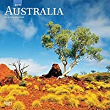 Australia 2019 12 x 12 Inch Monthly Square Wall Calendar, Scenic Nature Wilderness