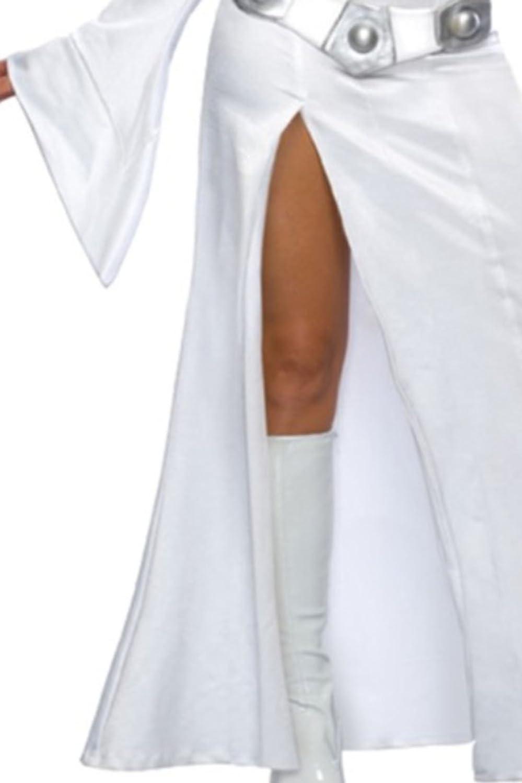 erdbeerloft – Mujer Princess Leia Star Wars Disfraz, cinturón y ...