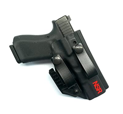 NSR Tactical QUICK SHIP C-8 CLAW IWB HOLSTER