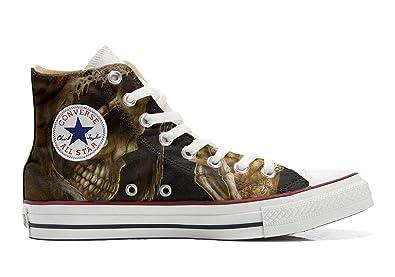 Converse All Star personalisierte Schuhe (Handwerk Produkt) Horror-Tod