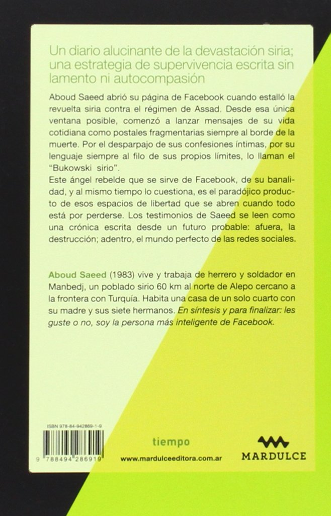 Yo, El Más Inteligente De Facebook (Tiempo): Amazon.es: Aboud Saeed, Eduardo Vetere: Libros
