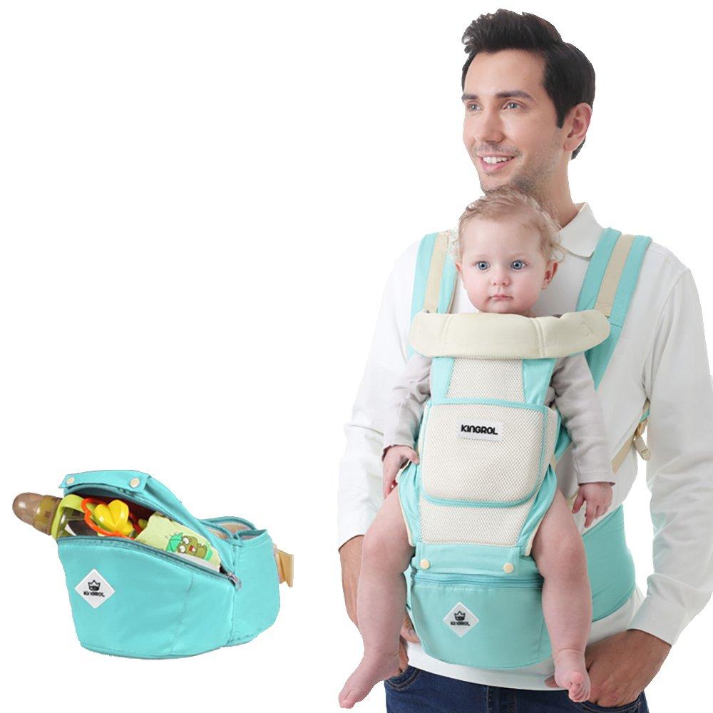 Mother & Kids Comfortable Breathable Baby Carrier Sling Cotton Hipseat Nursing Cover Infant Sling Soft Natural Wrap Ergonomic Carrier Backpack Large Assortment