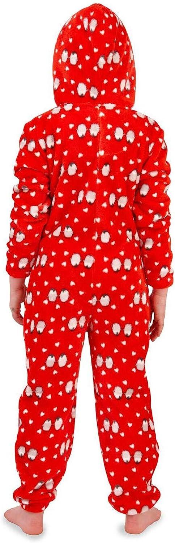 Trueboy Adultos y Ni/ños Pijama Batas