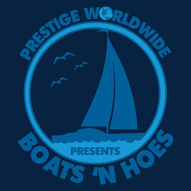 UGP Campus Apparel Prestige Worldwide Presents Boats n Hoes Funny Summer Tank Top