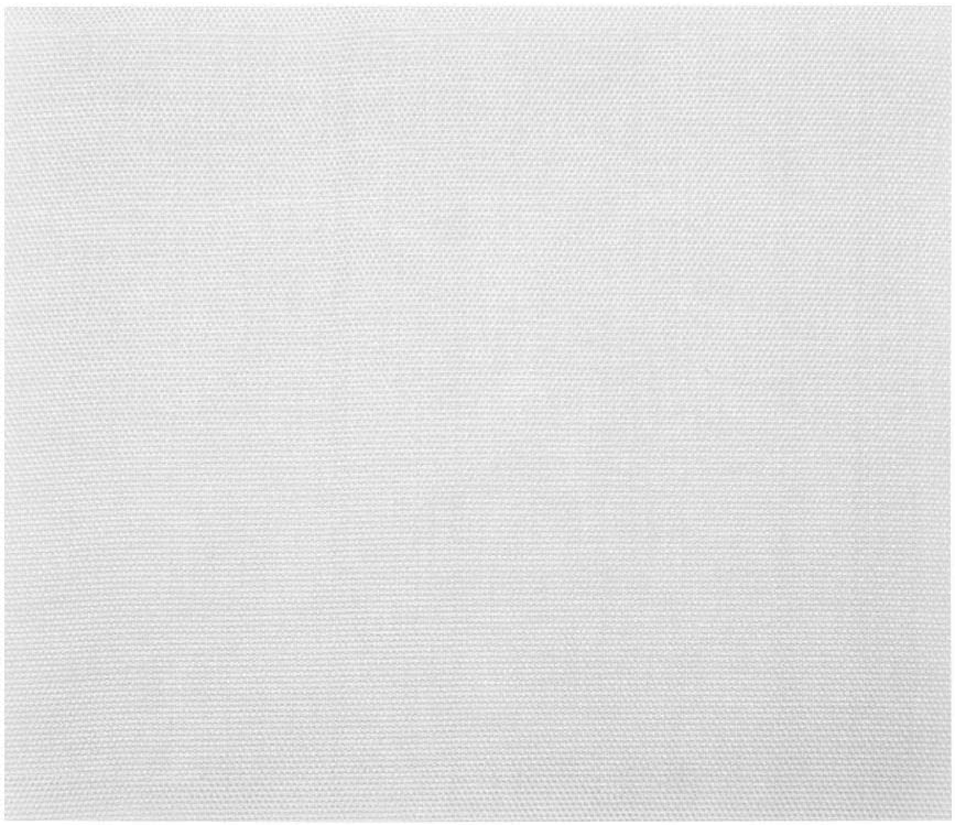 """Hurricane Fabric, Impact Tested. Superior to All Hurricane Shutters, Panels, and Screens (White, 48"""" W X 72"""" H)"""