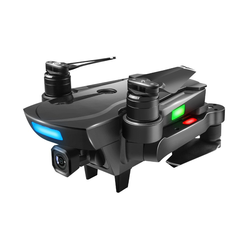 JIANGFU Drohnen Quadrocopter Drohne, CG033, 2,4 GHz GPS FPV Drone Quadcopter mit 1080 P HD Kamera WiFi Headless Modus (Schwarz) …