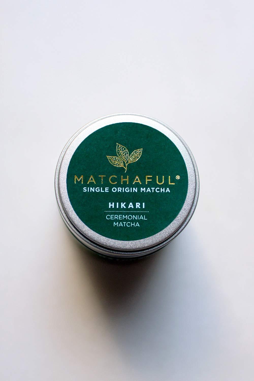MATCHAFUL Hikari Single Origin Organic Ceremonial Matcha Ritual Set