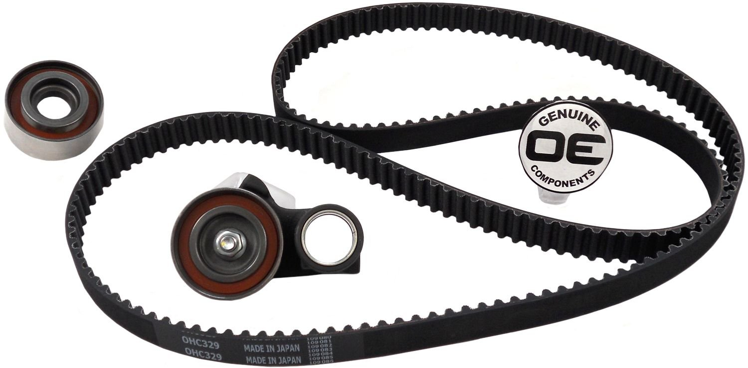 ACDelco TCK329 Professional Timing Belt Kit with Tensioner and Idler Pulley