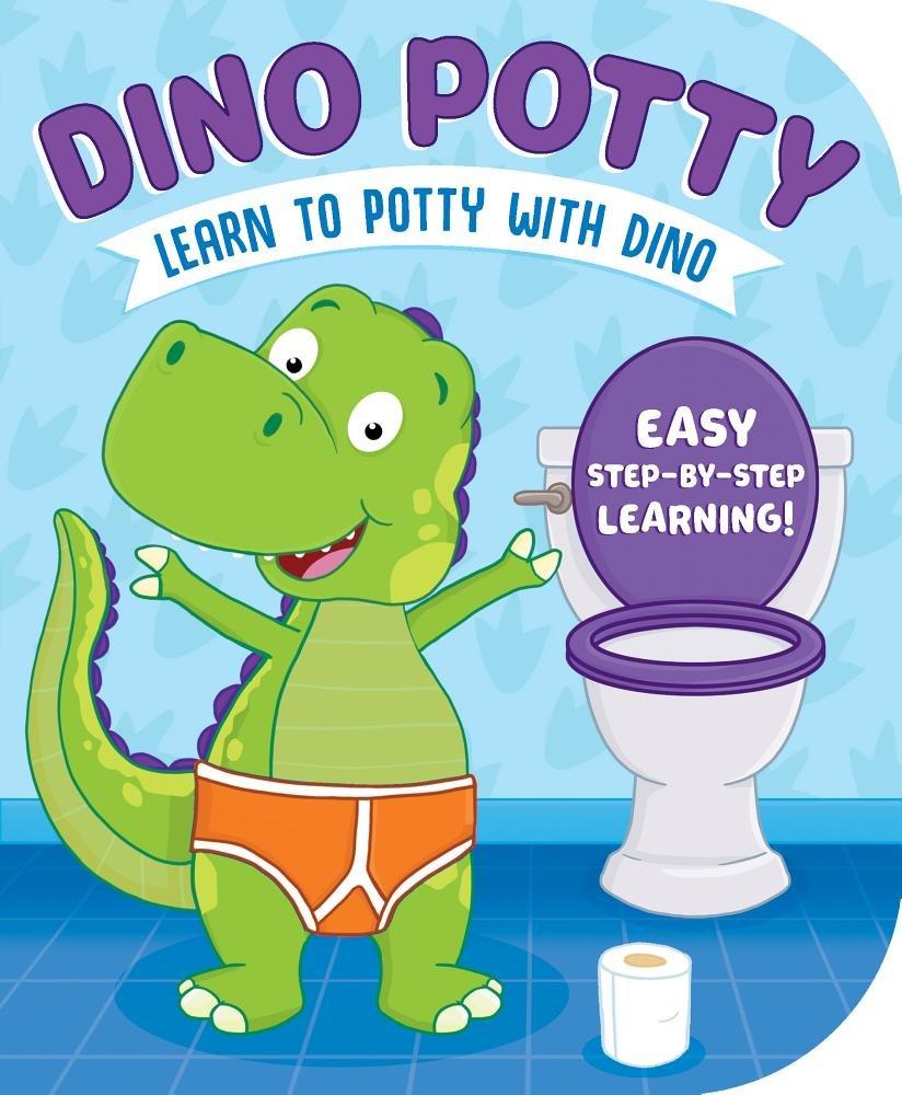 Dino Potty: Learn to Potty with Dino: Conway, Sara, Garton, Michael:  9781527001619: Books - Amazon.ca
